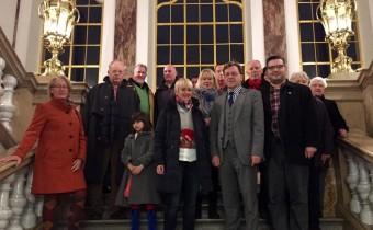 Eindrucksvolle Führung durch den Bayreuther Justizpalast