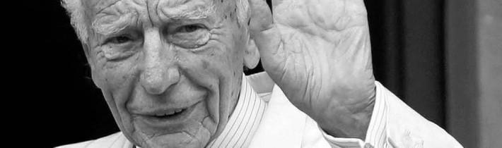 Trauer um Bundespräsident a. D. Walter Scheel